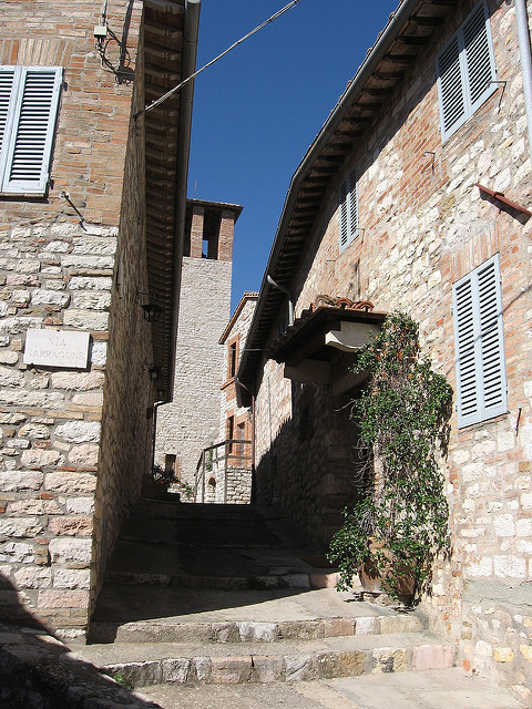 Corciano in Umbria